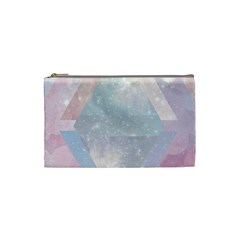Colorful Pastel Crystal Cosmetic Bag (small)  by Brittlevirginclothing