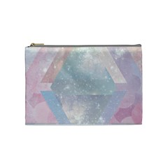 Colorful Pastel Crystal Cosmetic Bag (medium)  by Brittlevirginclothing
