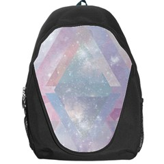 Colorful Pastel Crystal Backpack Bag by Brittlevirginclothing