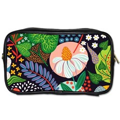 Japanese Inspired  Toiletries Bags 2 Side by Brittlevirginclothing