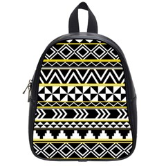 Black Bohemian School Bags (small)  by Brittlevirginclothing