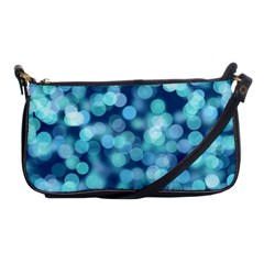 Blue Toned Light  Shoulder Clutch Bags by Brittlevirginclothing