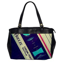Vintage Casette  Office Handbags by Brittlevirginclothing