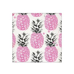 Cute Pink Pineapple  Satin Bandana Scarf by Brittlevirginclothing