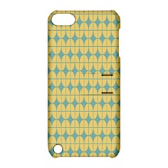 Green Yellow Apple Ipod Touch 5 Hardshell Case With Stand
