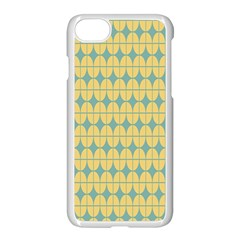 Green Yellow Apple Iphone 7 Seamless Case (white)