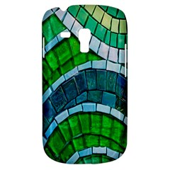 Green Galaxy S3 Mini by Jojostore