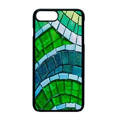Green Apple Iphone 7 Plus Seamless Case (black) by Jojostore