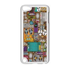 Rol The Film Strip Apple Ipod Touch 5 Case (white)
