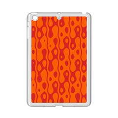 Orange Ipad Mini 2 Enamel Coated Cases