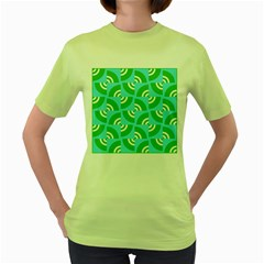 Easy Peasy Lime Squeezy Green Women s Green T Shirt