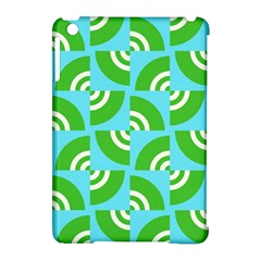 Easy Peasy Lime Squeezy Green Apple Ipad Mini Hardshell Case (compatible With Smart Cover)