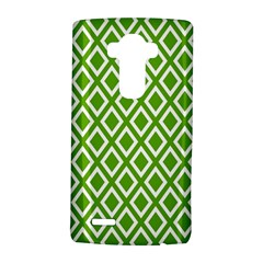 Diamonds Green White Lg G4 Hardshell Case by Jojostore