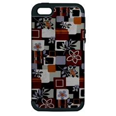Flower 1 Apple Iphone 5 Hardshell Case (pc+silicone)
