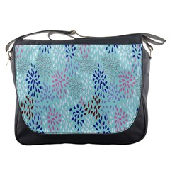Flower Messenger Bags