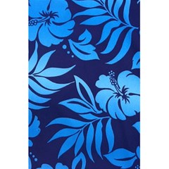 Flower Blue 5 5  X 8 5  Notebooks by Jojostore