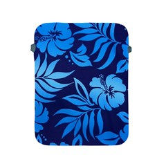 Flower Blue Apple Ipad 2/3/4 Protective Soft Cases by Jojostore