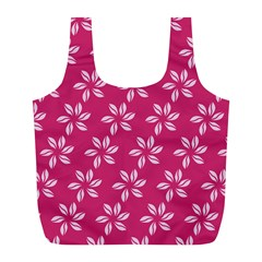 Flower Roses Full Print Recycle Bags (l)  by Jojostore