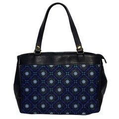 Flower Star Gray Office Handbags by Jojostore