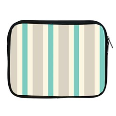 Gray Blue Apple Ipad 2/3/4 Zipper Cases