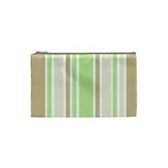 Gray Green Cosmetic Bag (small)