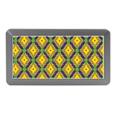 Morocco Flower Yellow Memory Card Reader (mini) by Jojostore