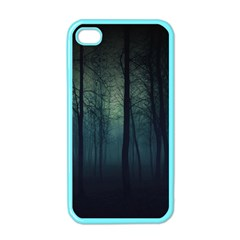 Dark Forest Apple Iphone 4 Case (color) by Brittlevirginclothing