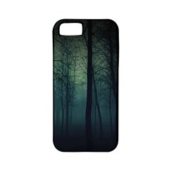 Dark Forest Apple Iphone 5 Classic Hardshell Case (pc+silicone) by Brittlevirginclothing