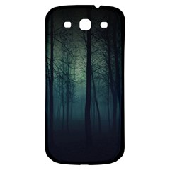 Dark Forest Samsung Galaxy S3 S Iii Classic Hardshell Back Case by Brittlevirginclothing