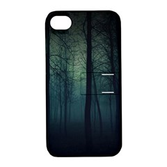 Dark Forest Apple Iphone 4/4s Hardshell Case With Stand by Brittlevirginclothing