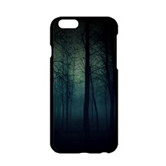 Dark Forest Apple Iphone 6/6s Hardshell Case by Brittlevirginclothing