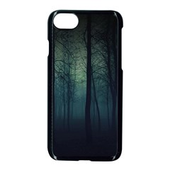 Dark Forest Apple Iphone 7 Seamless Case (black) by Brittlevirginclothing
