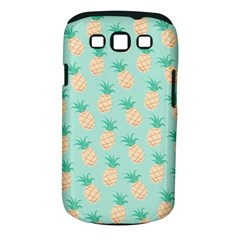 Cute Pineapple Samsung Galaxy S Iii Classic Hardshell Case (pc+silicone) by Brittlevirginclothing
