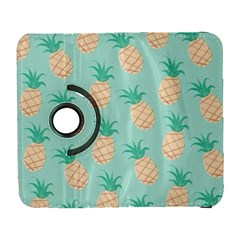 Cute Pineapple Galaxy S3 (flip/folio) by Brittlevirginclothing