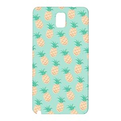 Cute Pineapple Samsung Galaxy Note 3 N9005 Hardshell Back Case by Brittlevirginclothing