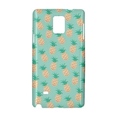 Cute Pineapple Samsung Galaxy Note 4 Hardshell Case