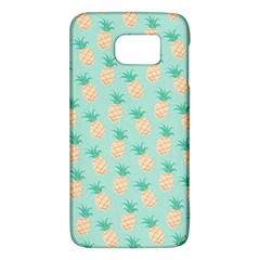 Cute Pineapple Galaxy S6 by Brittlevirginclothing