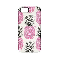 Cute Pink Pineapple Apple Iphone 5 Classic Hardshell Case (pc+silicone) by Brittlevirginclothing