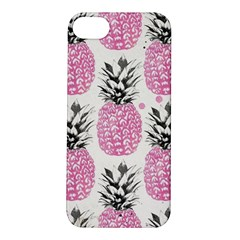 Cute Pink Pineapple Apple Iphone 5s/ Se Hardshell Case by Brittlevirginclothing