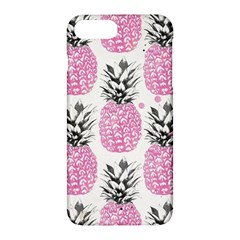 Cute Pink Pineapple Apple Iphone 7 Plus Hardshell Case by Brittlevirginclothing