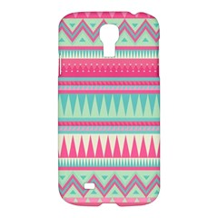 Lovely Pink Bohemian Samsung Galaxy S4 I9500/i9505 Hardshell Case by Brittlevirginclothing