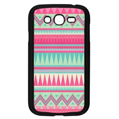 Lovely Pink Bohemian Samsung Galaxy Grand Duos I9082 Case (black) by Brittlevirginclothing