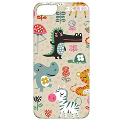 Cute Small Cartoon Characters Apple Iphone 5 Classic Hardshell Case by Brittlevirginclothing
