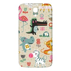 Cute Small Cartoon Characters Samsung Galaxy Mega I9200 Hardshell Back Case by Brittlevirginclothing