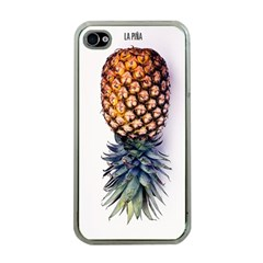 Pineapple Apple Iphone 4 Case (clear) by Brittlevirginclothing