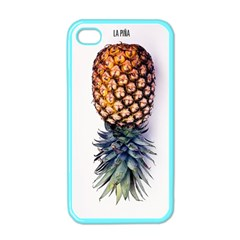 Pineapple Apple Iphone 4 Case (color) by Brittlevirginclothing