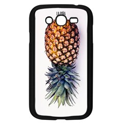 Pineapple Samsung Galaxy Grand Duos I9082 Case (black)