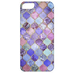 Gorgeous Blue Moroccan Mosaic Apple Iphone 5 Classic Hardshell Case