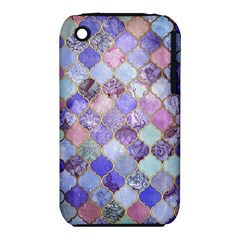 Gorgeous Blue Moroccan Mosaic Iphone 3s/3gs by Brittlevirginclothing
