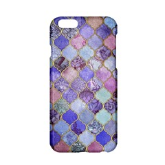 Gorgeous Blue Moroccan Mosaic Apple Iphone 6/6s Hardshell Case by Brittlevirginclothing